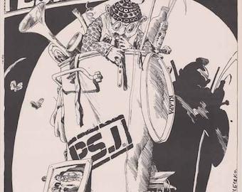 Jerzy Nowosielski Obrazy I Rysunki 2 17 Luty 1990 Etsy
