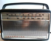 Excellent Vintage Nordmende Stradella MW UKW Radio from the 1960s Collectable