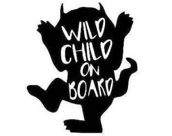 Baby On Board reflective white sticker Child Children Window Bumper Vinyl Decal