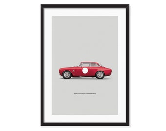 b82f1a5037d Alfa Romeo Sprint GTA Stradale-Alleggerita poster