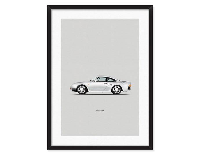 1986 Porsche 959