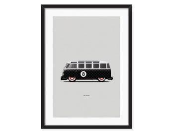 Van of vans-poster