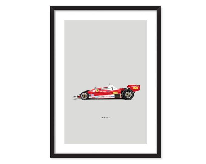Ferrari 3120 T2 - poster
