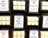 WAX MELTS - Choose Your Scent - wax melts for warmer -Strong and Long Lasting scented soy Wax Melts