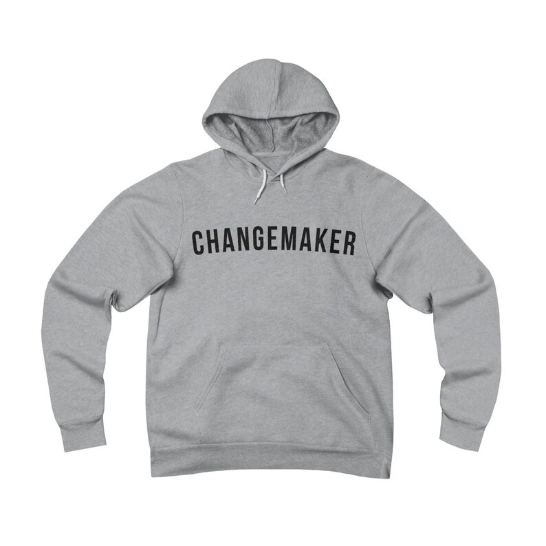 Changemaker Hoodie image 0