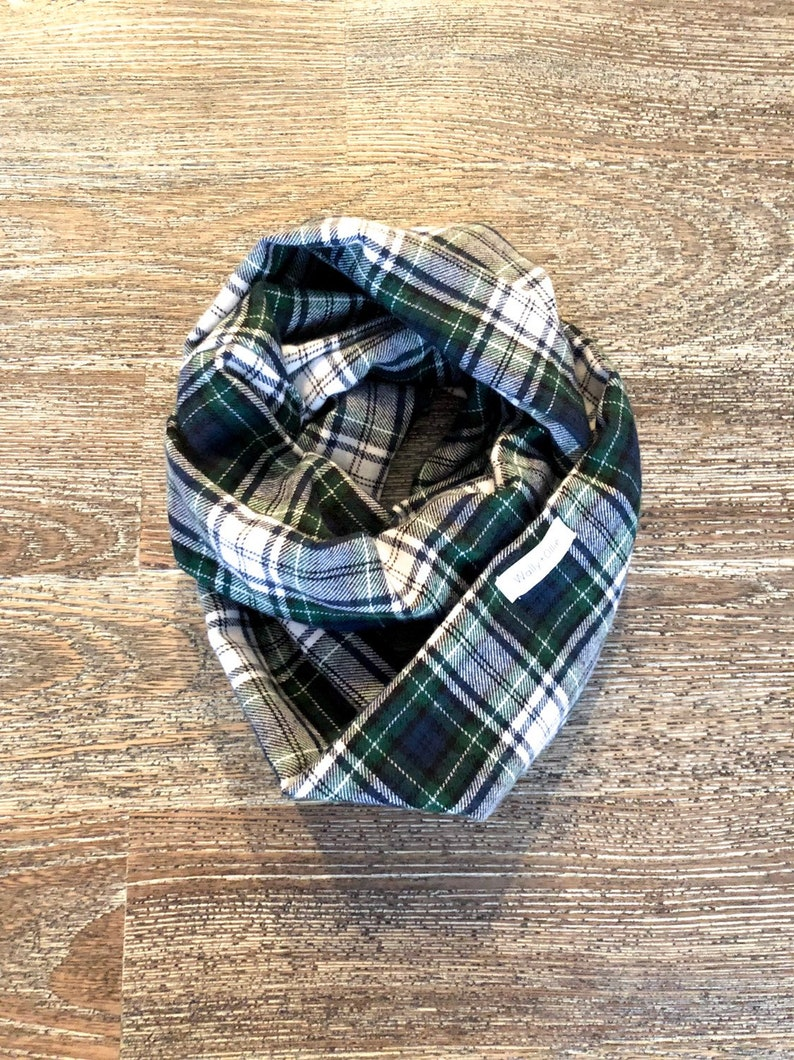 e5cbc2decb0 Plaid Infinity Scarf/ green blue mommy and me set scarves christmas gift  christmas baby girl boy toddler adult