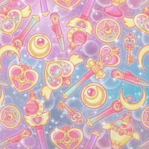 Sailor Moon Inspired Dog Bandana