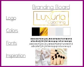 Branding Potions