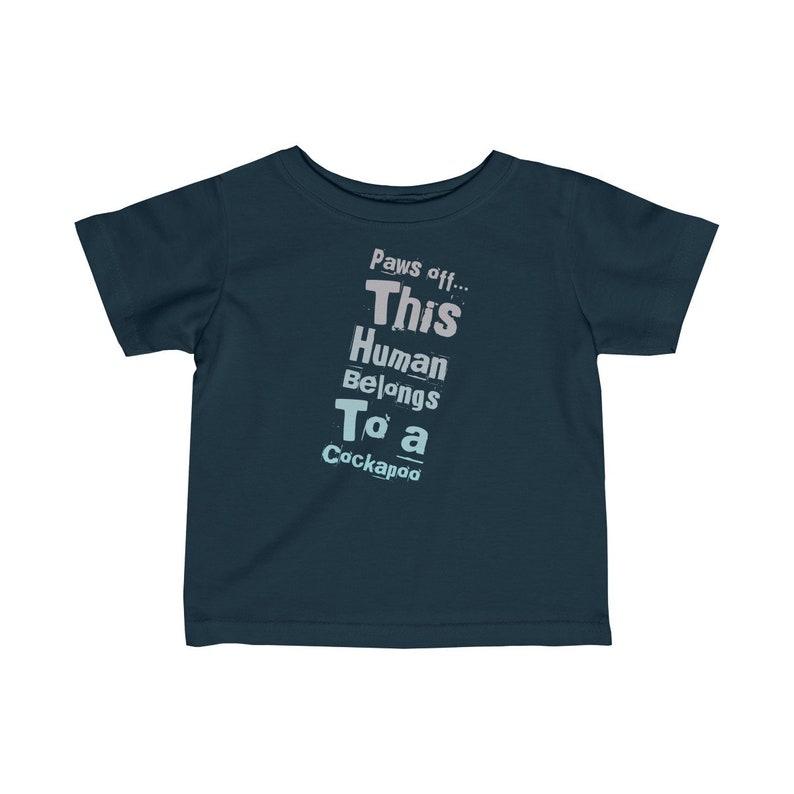 Cockapoodled️ Cockapoo T-Shirt Tee