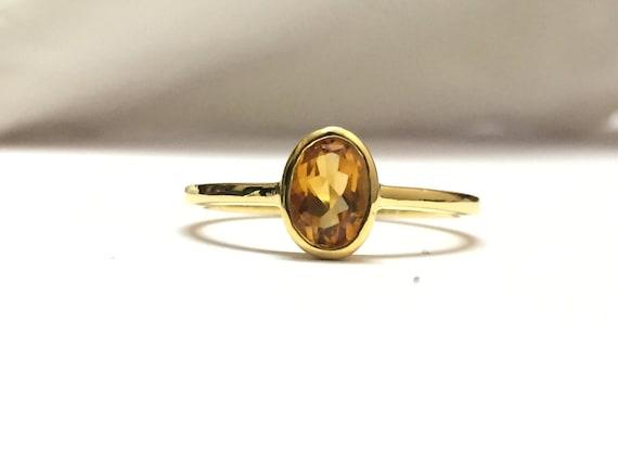1 mm redondo Natural De Oro Amarillo Citrina Gemas Piedras Preciosas