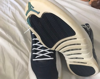 c49b3b46d66b RETRO Jordan 12 basketball shoes size 9.5 (reconditioned)