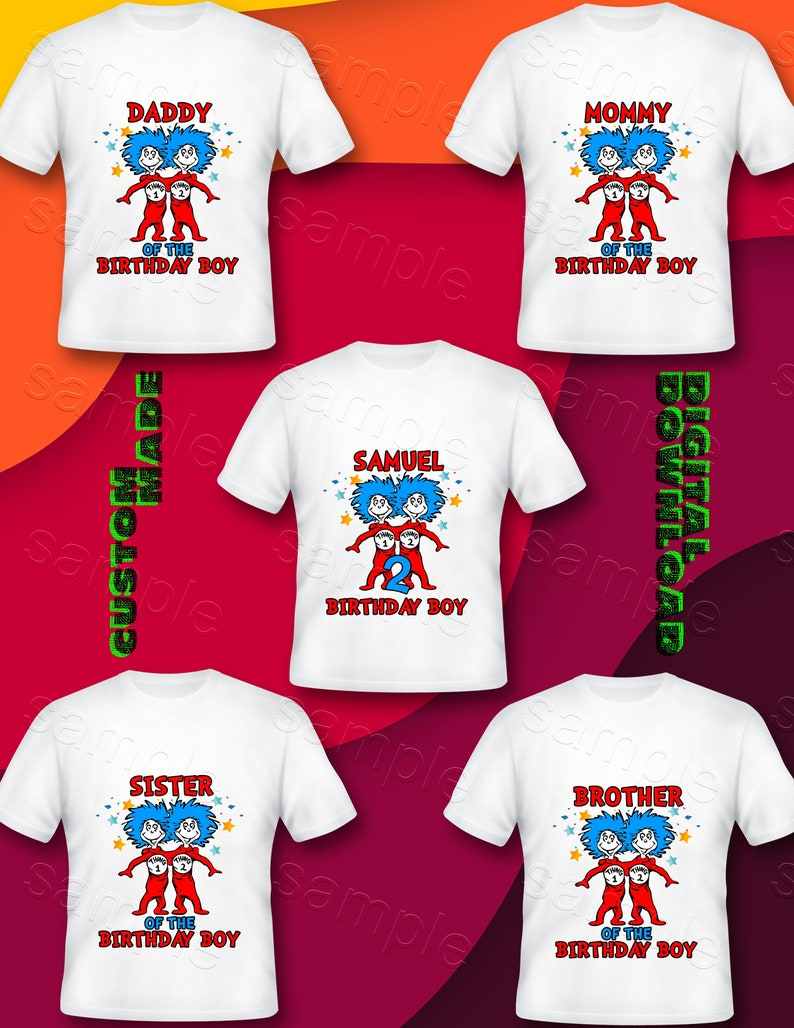 photo relating to Thing 1 and Thing 2 Printable Iron on Transfer referred to as Point 1 Point 2 Spouse and children Iron Upon Shift, Issue 1 Factor 2 Loved ones Birthday Blouse, Factor 1 Factor 2 Family members Blouse, Electronic Data files, Customise