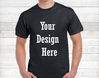 Custom T-Shirt, Screen Print Shirt Custom, Custom shirt for Men, Custom shirt for women, Graduation, Custom Screen Print, Family Reunion