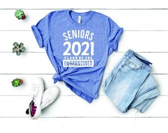 Senior 2021 shirt, Seniors 2021 The One Where We Were Quarantined, Senior 2021 shirts, 2021 senior shirts, gift, Senior Friends shirt