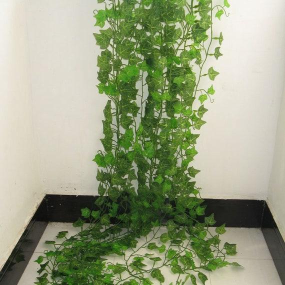 7.6ft Artificial Ivy Vine Leaf Fake Garland Plant Foliage Home Craft Decoration