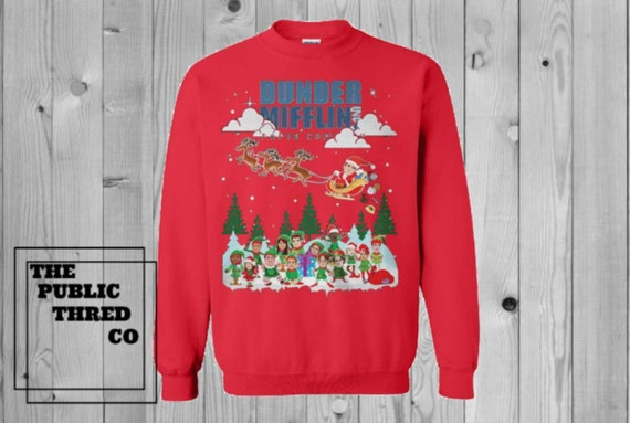 The Office Christmas Sweater.The Office Christmas Sweater Funny Christmas Gift Ideas Christmas Gifts 2018 Unique Christmas Gifts Holiday Stockings Vegan Gift For Men
