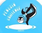 Bobble Hat Penguin Challe...