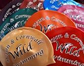 Devon & Cornwall Wild Swimming silicone swimhats