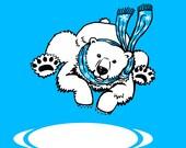 Polar Bear Buff / Necksca...