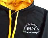 Hoody in Contrast Colours...