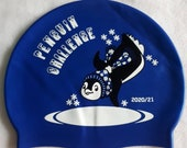 Plain logo - Penguin Challenge Swimhats 2020/21