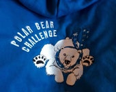 Zipped Hoody Polar Bear Challenge - will be sent out end of October