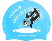Name on Penguin Challenge swimhat 2021 / 2022 - will be sent out end of October