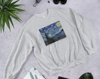 a9aa5b3b7ae2f Starry Night Sweatshirt