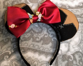 Briar Rose | Aurora | Sleeping Beauty| Custom Mickey Ears