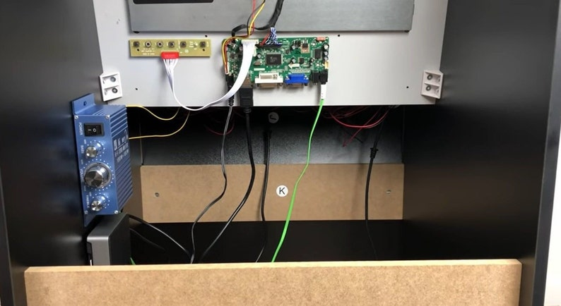 Arcade1up Raspberry pi 3 Mod kit