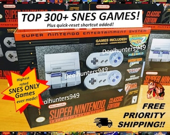 Making the best SNES and NES consoles shipped by Dealhunters949
