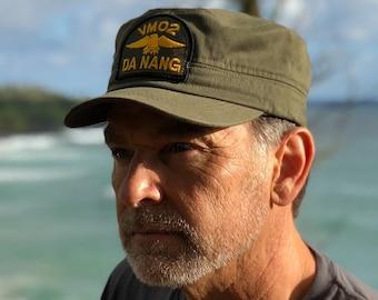 Magnum PI Hat VMO2 Da Nang High Profile Ball Cap Hat Ships  61838427e6b8