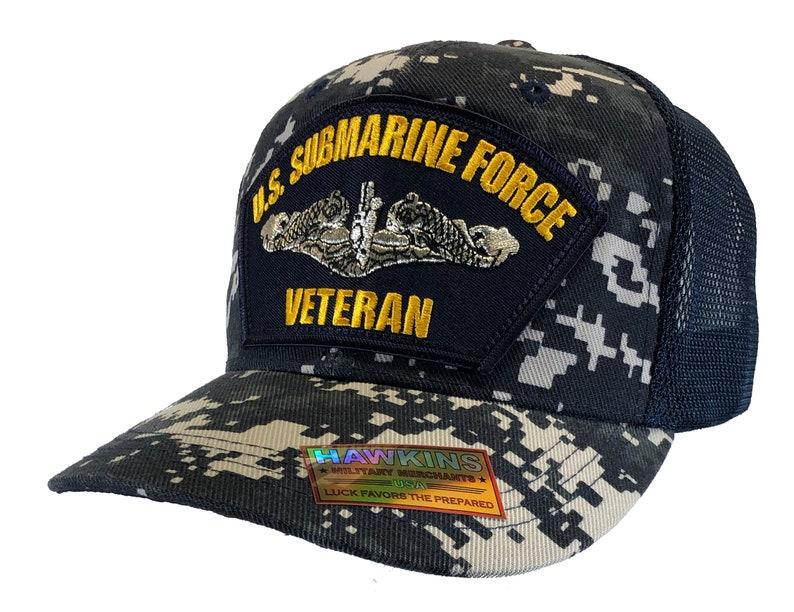752a218b3 Navy Submarine Hat
