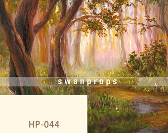 2-3 weeks turnaround HP039 Fabric Backdrop Newborn Photography RTS
