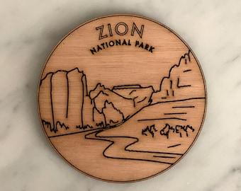 Utah Magnet Gift for him Gift for her