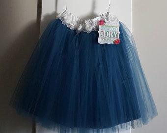 4f39ee432f5420 flower girl tulle skirt