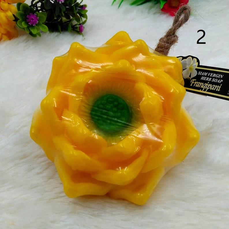 Flower silicone molds Essence Soap molds Thailand Mango silicone mold soapsugar craft tools
