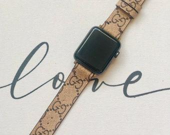361f3eaf6c8 Gucci Apple watch band series 1