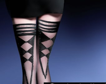 jumper horse stock row socks stockings pony trendy stockings Knee stockings with print stapp horse socks horse row socks with image