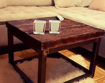 Couchtisch Altholz Etsy