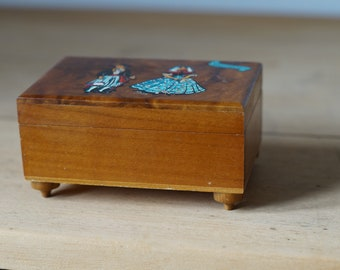 Mr Paddington Bear Vintage Style Handmade Wooden Storage Box With Ornate  Handle Reproduction Boxes/chests