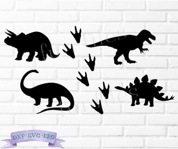 Dinosaur Svg T Rex Tyrannosaurus Rex Stegosaurus Etsy
