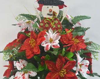 Cemetery flowers etsy christmas cemetery vase flower cemetery flowerscemetery styrofoam vase insertcemetery vase arrangementgraveside flowersready to ship mightylinksfo