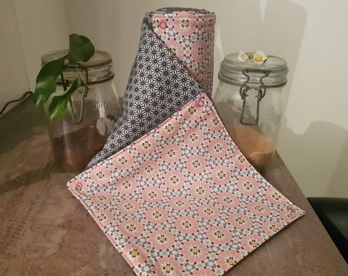 Washable paper towel