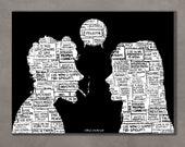 Prints 30 x 40 cm Happine...