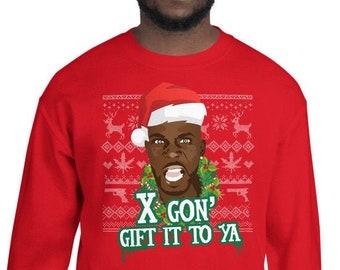 DMX Christmas Unisex Sweatshirt