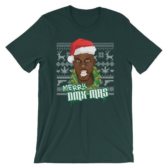 Dmx Christmas.Dmx Mas Christmas T Shirt