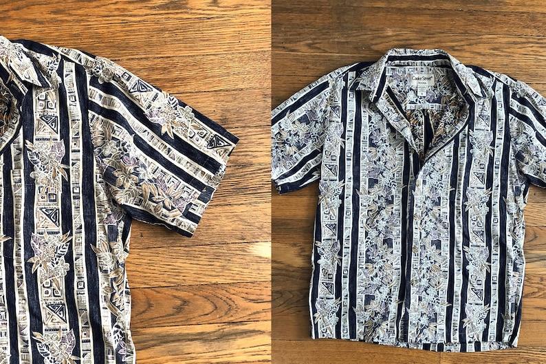 5e85da7b Vintage Men's Small Hawaiian Shirt Aloha Cooke Street | Etsy