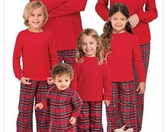 christmas pajamas family matching - Family Pajamas Christmas