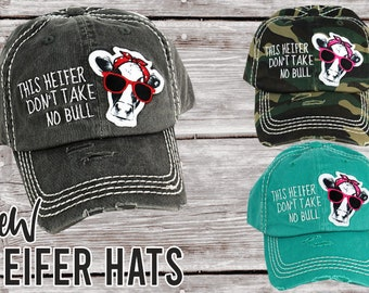 c5340c4b2b77a Heifer baseball caps-Personalized baseball caps-personalized baseball cap-ball  cap
